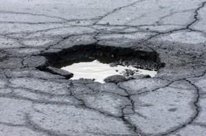 Asphalt Pot Hole - Everlast Blacktop Web